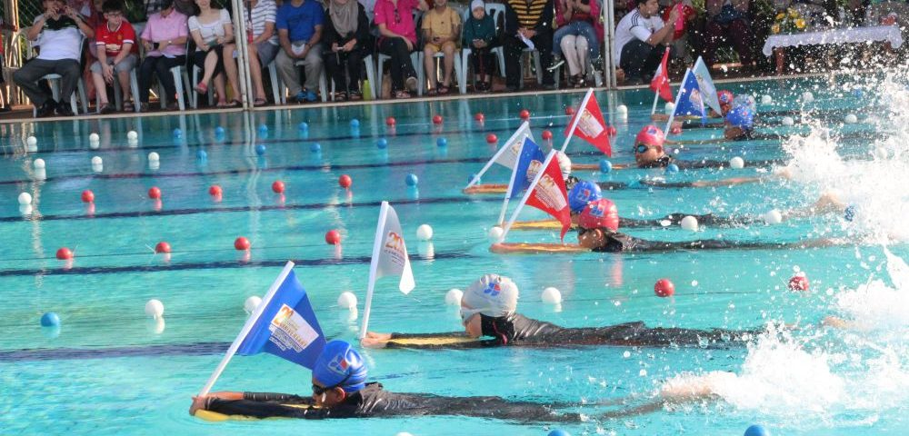 18th Annual Inter-House Swimming Championship (15 August 2015)