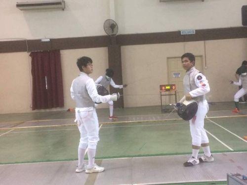 Melaka Fencing Championship Melaka International School