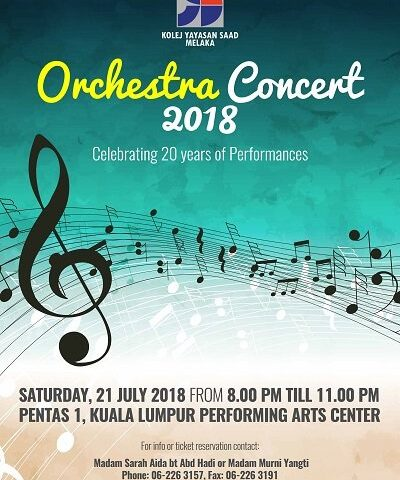 Orchestra Concert 2018