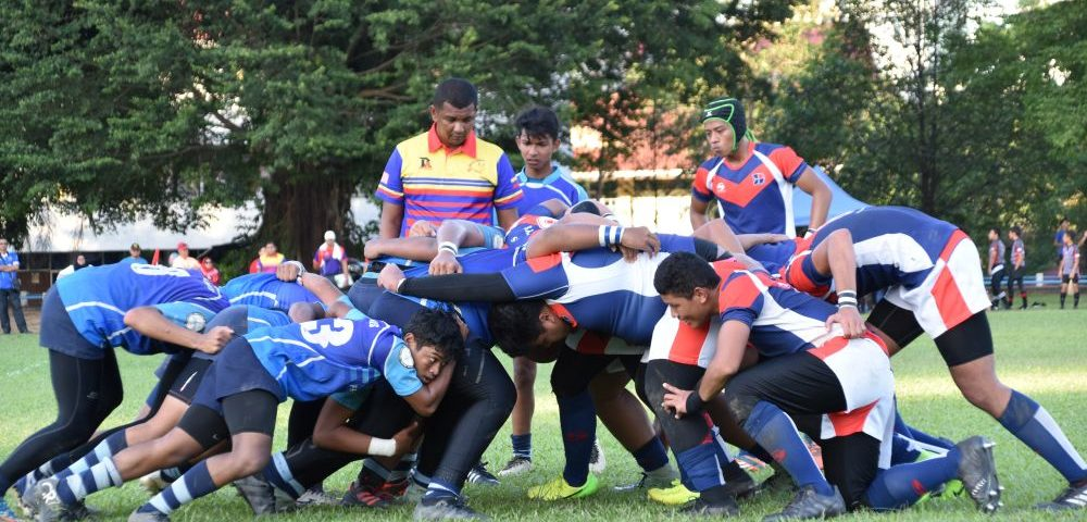 KYS-VI Traditional Rugby 15s Match (3 February 2018)