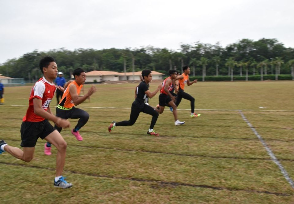 KYS 23rd Annual Inter-House Athletics Championship (7 April 2018)