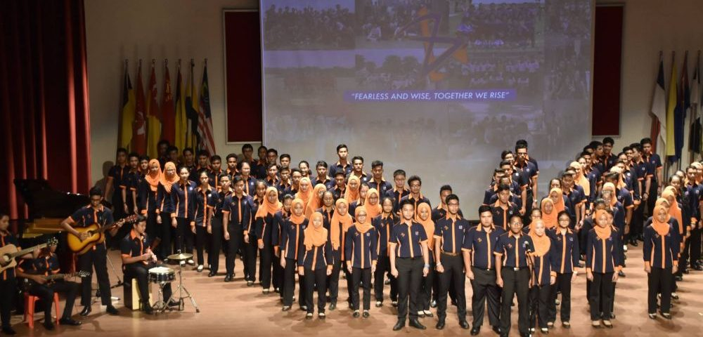 Kolej Yayasan Saad, Melaka: 19th Family Day (Session 3; Form 1 & Form 5 (28 July 2018)